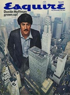 Dustin Hoffman's New York