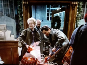 Meryl and Robert Xmas Shopping NYC
