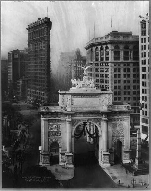 Victory Arch, NYC
