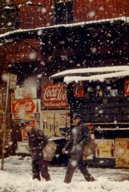Saul Leiter NYC