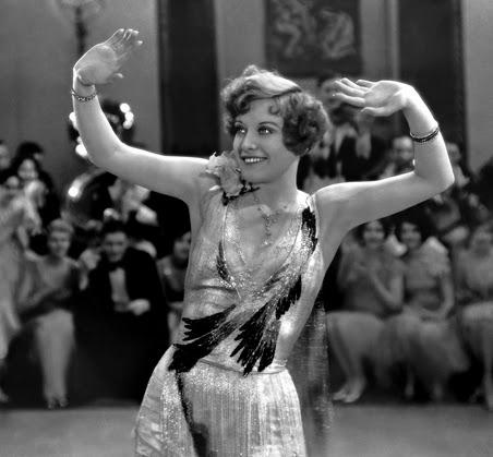 Joan Crawford Shimmies