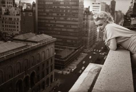 Marilyn in NYC