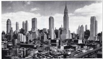 NYC skyline